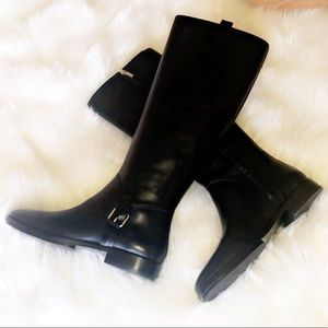 🆕BANANA REPUBLIC Tall Leather Boots